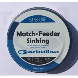 Garbolino Match-Feeder Sinking - żyłka