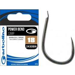 Garbolino Power Bend Carp 2430BN - haki bezzadziorowe