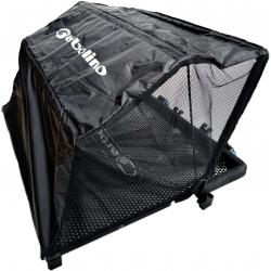 Garbolino Deluxe Legless Tented Side Tray - taca boczna z parawanem