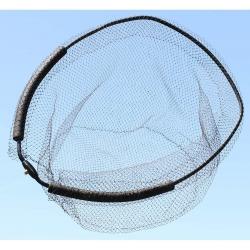 Garbolino Landing Net Head Challenger Black Ghost Nets Floating D45 - podbierak