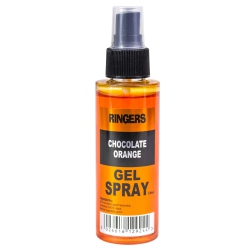 Ringers Orange Chocolate Gel Spray