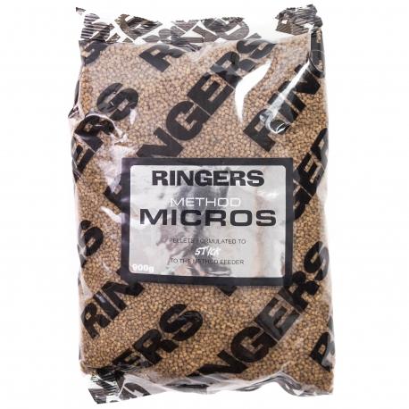 Ringers Micros - pellet 2mm