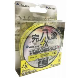 Italica Tensho Yellow 4x 0,10mm - plecionka