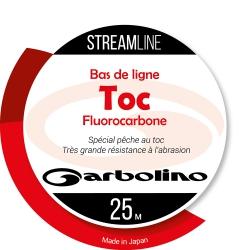 Garbolino STREAMLINE FLUORO BL - fluorocarbon
