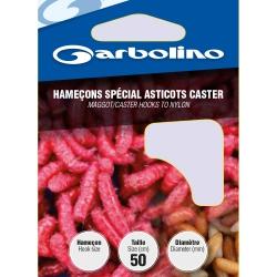 Garbolino SPECIAL MAGGOT/CASTER nr12 / 0,14mm - przypony