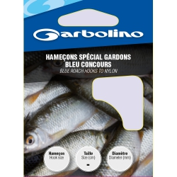 Garbolino SPECIAL BLUE ROACH nr20 / 0,08mm - przypony