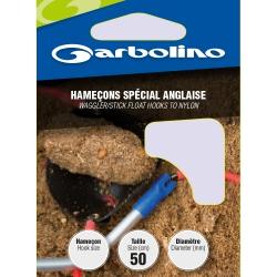Garbolino SPECIAL WAGGLER/STICK FLOAT nr14 / 0,12mm - przypony