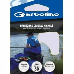 Garbolino SPECIAL FINE WIRE NICKEL nr20 / 0,08mm - przypony